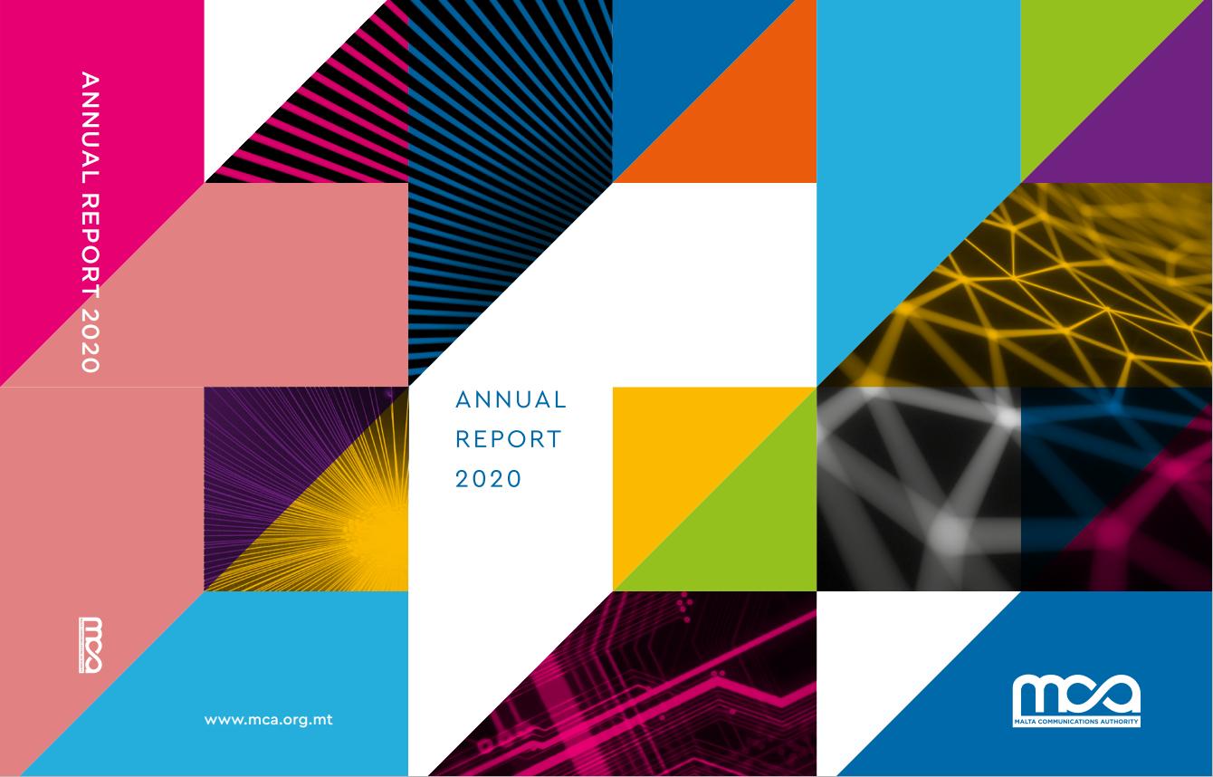 MCA 2020 Annual Report Cover
