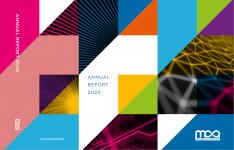 Annual Report 2020 cover photo